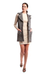 Primrose Sleeveless Trench