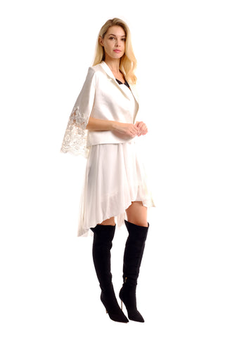 Rocica Lace Cape Jacket