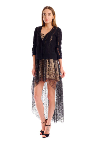 Gennie Lace Jacket
