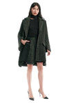 Adela Tweed Coat