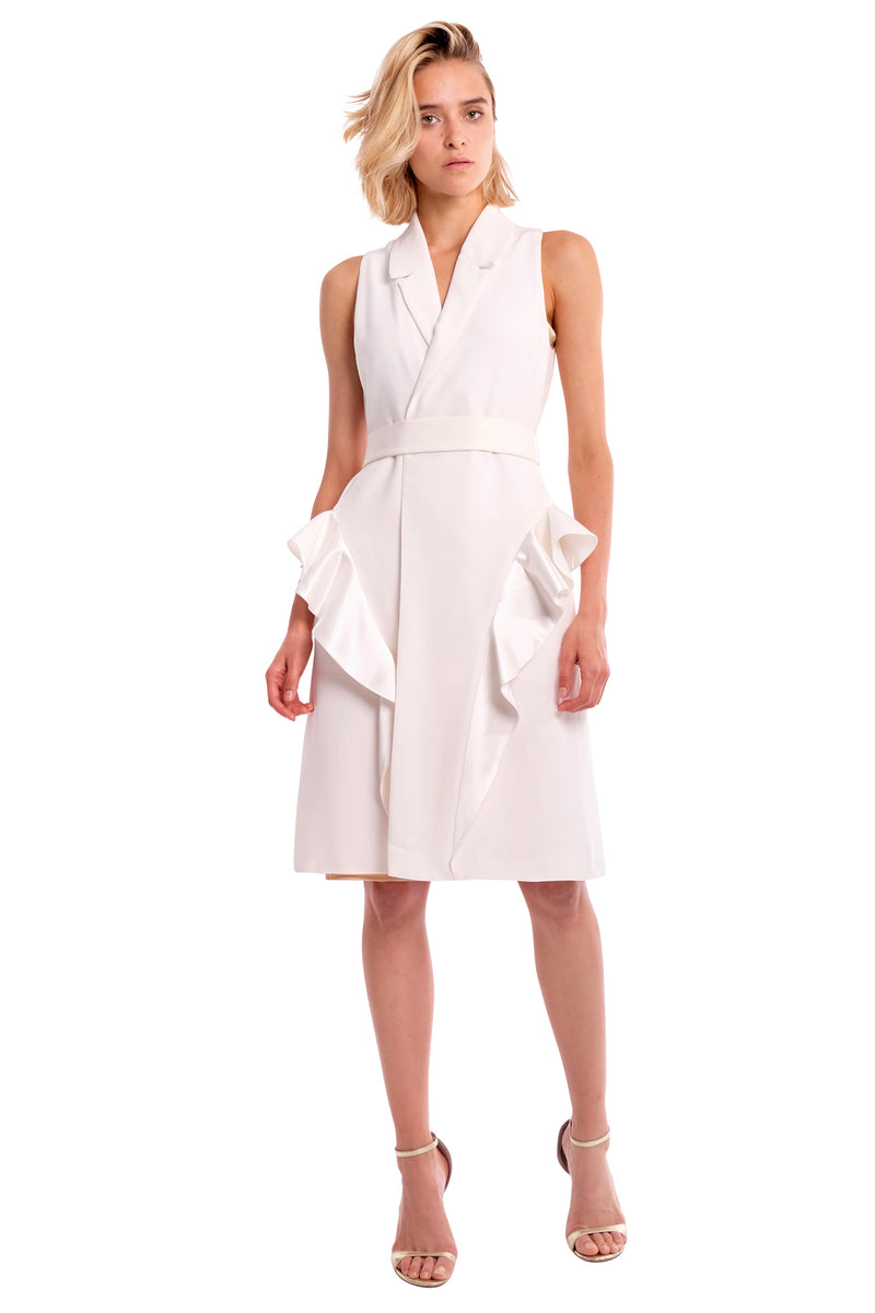 Mendes Sleeveless Trench