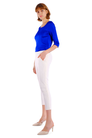 Cleo Square Neckline Top