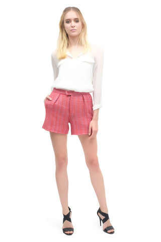 Tilda Tweed Shorts