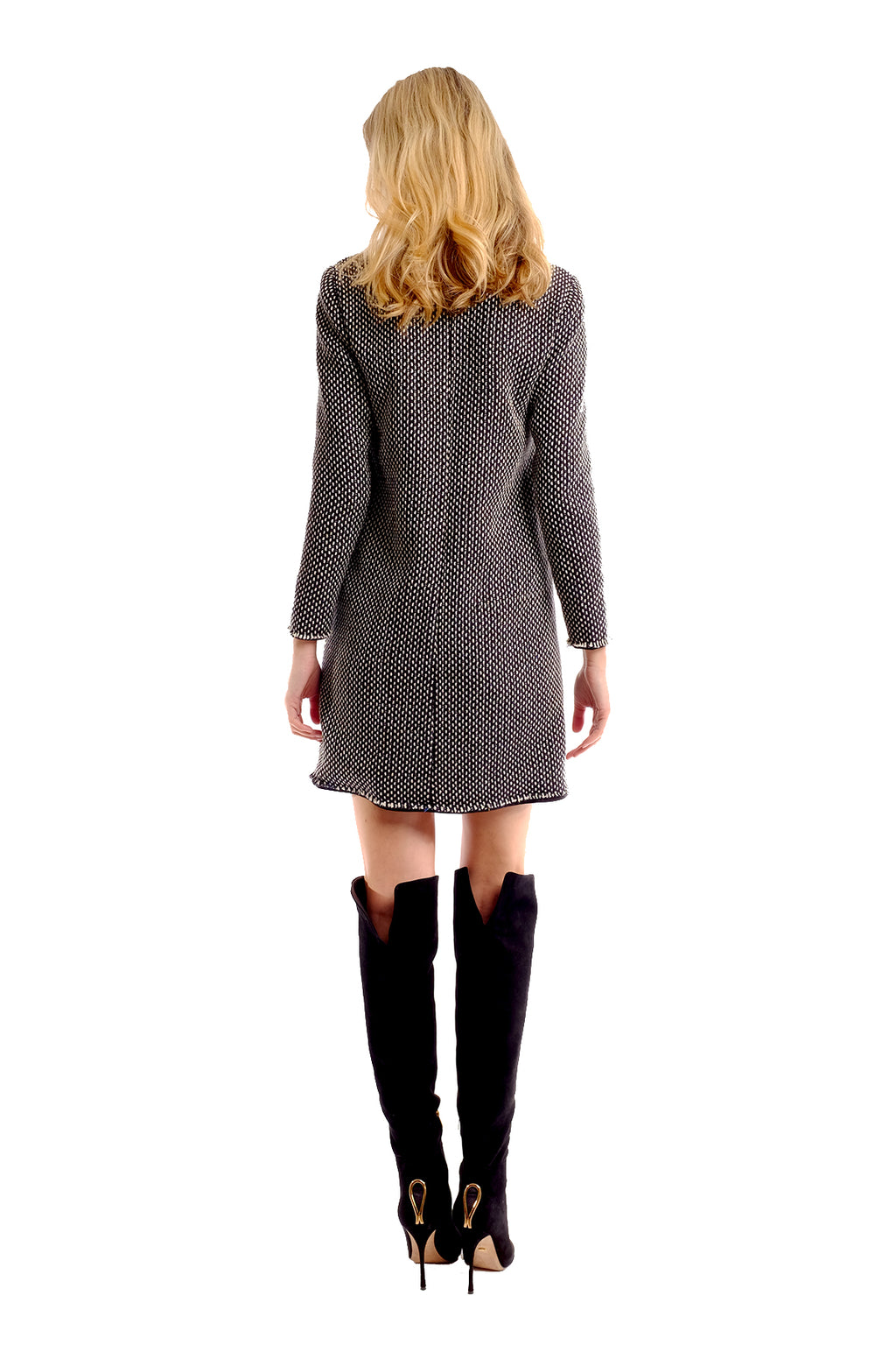 Abby Tweed Dress
