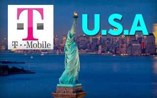 USA Prepaid Sim Card: Carrier T-Mobile