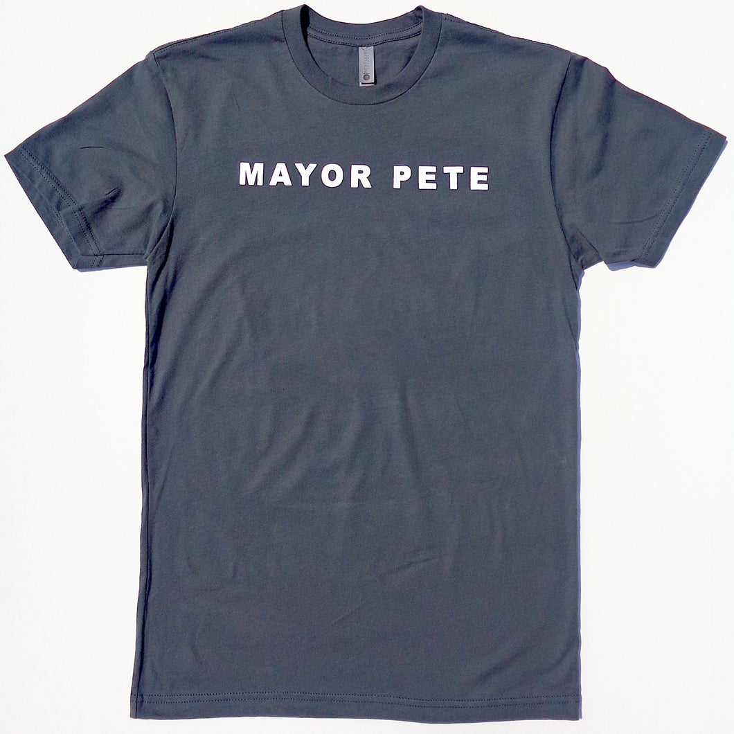 GAY MAYOR, lgbtq, potus, president, race for president, washington d.c., political shirts, campy, mens tees