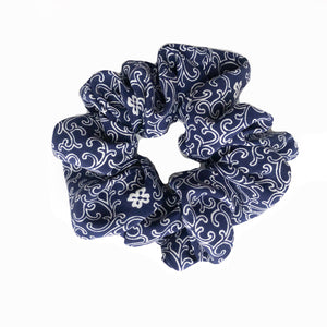 Santorini Silk Sleep Scrunchie