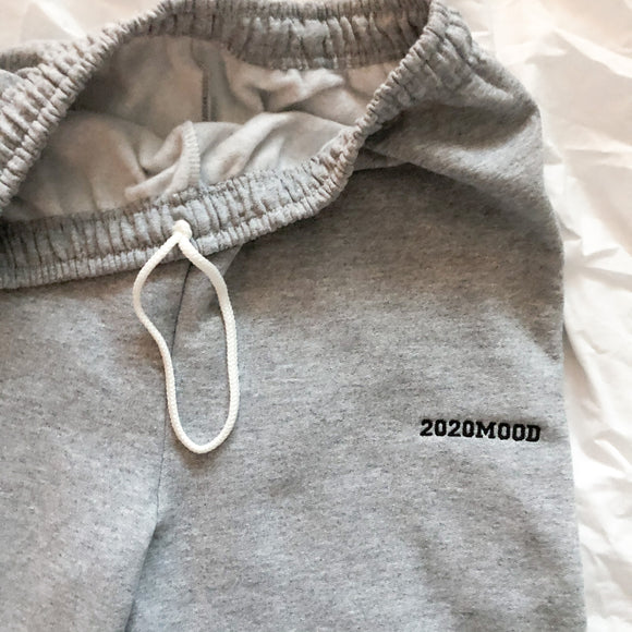 Grey 2020MOOD Sweatpants