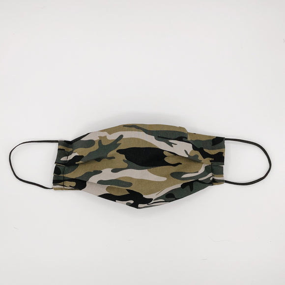 Camo NON MEDICAL Face Mask