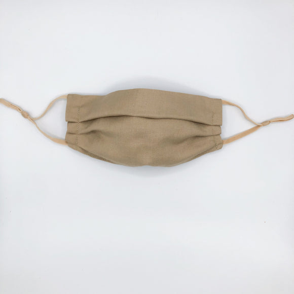 Sahara Cotton/ Linen NON MEDICAL Face Mask