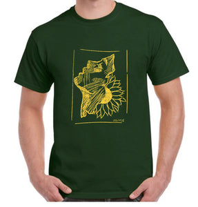 Mahogany forest 2.0 / T - Shirt