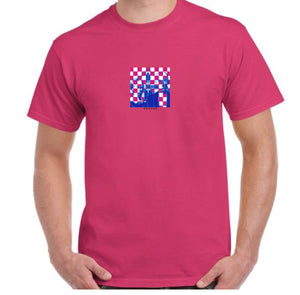 Bonkers / T - Shirt - Pink