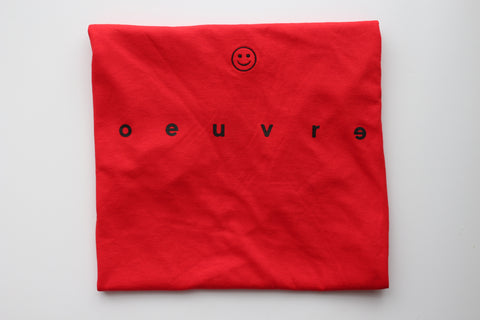 Original T - Shirt / Red
