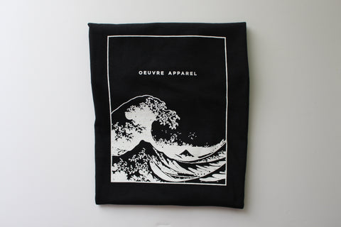Sea Sick 2.0 / T - Shirt - Black