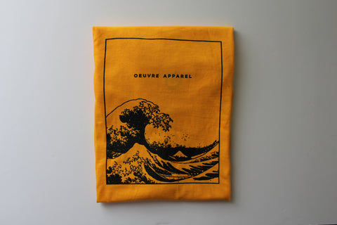 Sea Sick 2.0 / T - Shirt - Yellow