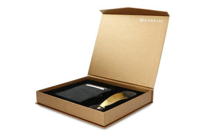 Gift Box with Shoe Horn Vintage - Carbon Black - 1