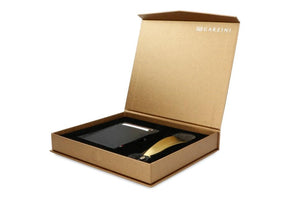 Gift Box with Shoe Horn Nappa - Raven Black - 1