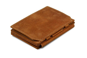 Magic Coin Wallet Garzini Magistrale - Camel Brown - 1
