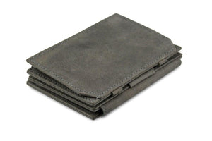 Magic Coin Wallet Garzini Magistrale - Metal Grey - 1
