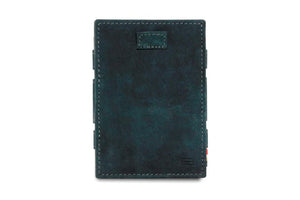 Cavare Magic Coin Wallet Card Sleeve Vintage - Carbon Black - 2