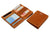 Cavare Magic Coin Wallet Card Sleeve Vintage - Camel Brown - 4