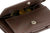 Cavare Magic Coin Wallet Card Sleeve Nappa - Chocolate Brown - 5