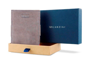 Cavare Magic Coin Wallet Card Sleeve Vintage - Metal Grey - 7