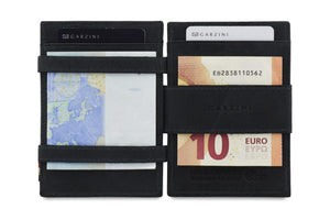 Magic Wallet Garzini Essenziale - Carbon Black - 5