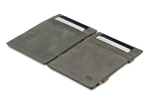 Magic Wallet Garzini Essenziale - Metal Grey - 4