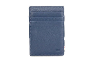 Magic Wallet Garzini Essenziale Nappa - Navy Blue - 2
