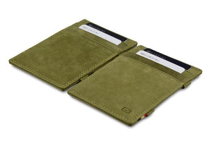 Magic Wallet Garzini Essenziale - Olive Green - 4