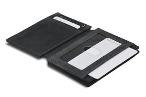Magic Wallet Garzini Magistrale - Carbon Black - 4
