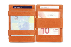 Magistrale Magic Wallet Nappa - Cognac Brown - 6