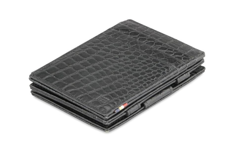 Magistrale Magic Wallet Croco - Croco Black - 1