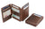 Magistrale Magic Wallet Croco - Croco Brown - 5