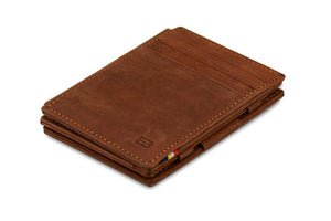 Magic Wallet Garzini Magistrale - Java Brown - 1