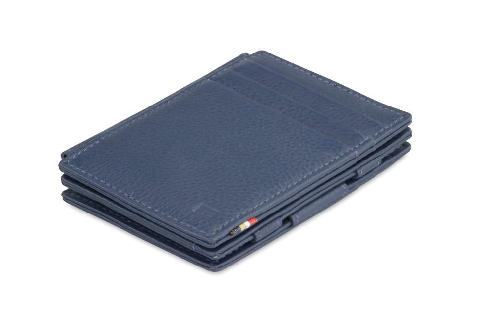 Magistrale Magic Wallet Nappa - Navy Blue - 1
