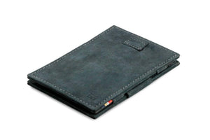 Cavare Magic Wallet Card Sleeves Vintage - Carbon Black - 1