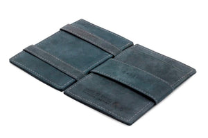 Cavare Magic Wallet Card Sleeves Vintage - Carbon Black - 3