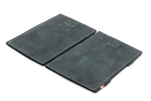 Cavare Magic Wallet Card Sleeves Vintage - Carbon Black - 4