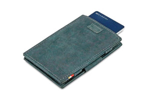 Cavare Magic Wallet Card Sleeves Vintage - Carbon Black - 7