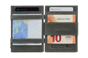 Magic Coin Wallet Garzini Magistrale - Metal Grey - 7