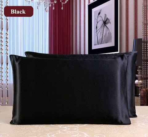 silk pure double side Silkworm silk pillow cover