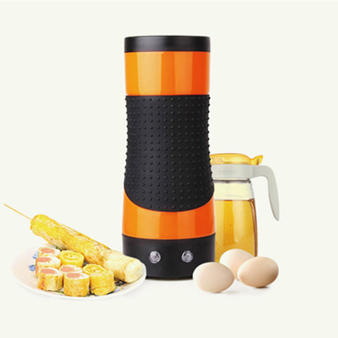 New Electric Egg Boiler Automatic Egg Roll Maker Egg Omelette Master Sausage Machine Bottle-Shaped For Breakfast