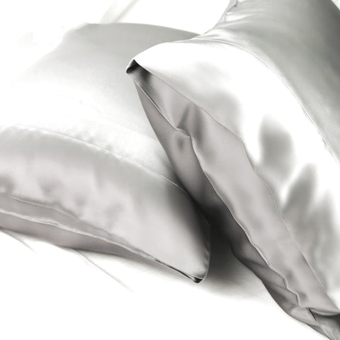 Polyester Pure Silk  Multicolors Pillow Case Cover