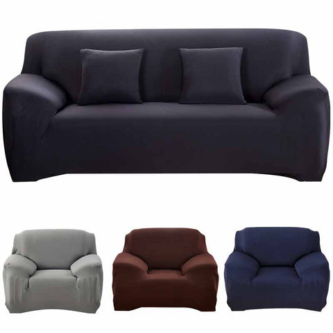 Cheap Elastic Slipcovers Cotton Sofa Covers