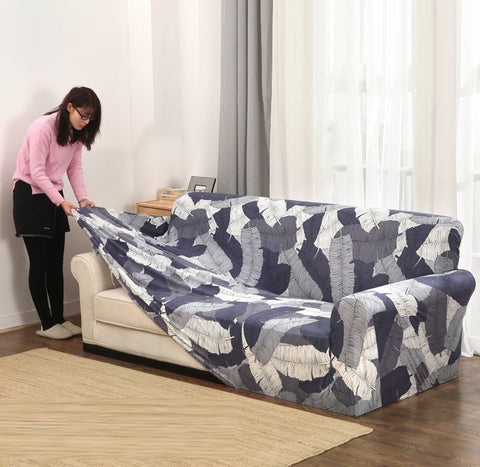 All-inclusive slip-resistant sectional elastic sofa Cover