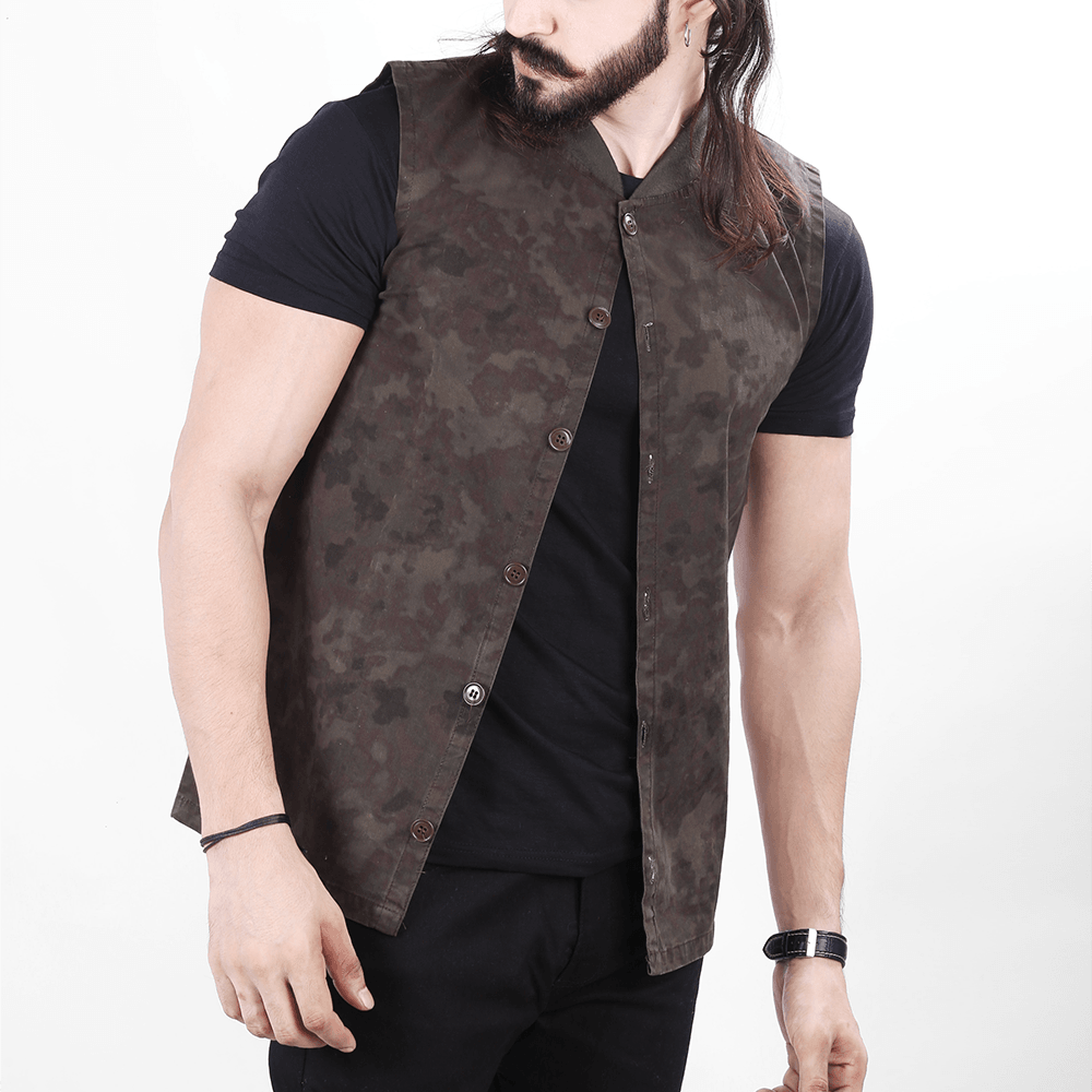 Battleplate Camo Army Vest, Tees, the Octo, the Octo™ Studios