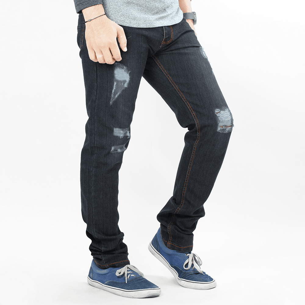 Draco Ripped Denim Jeans, Chino, the Octo, the Octo™ Studios