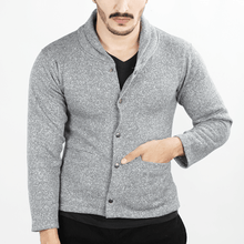 Load image into Gallery viewer, Bian Shawl Collar Cardigan